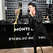 Spencer Ludwig Montblanc Partners With Public School New York To Launch New Environmentally Conscious Collection In NYC