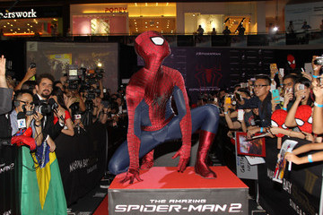 Spider-Man 'The Amazing Spider-Man 2' Event in Singapore