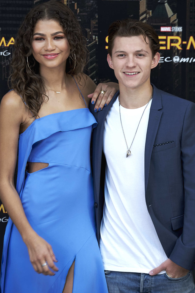 Tom Holland and Zendaya Coleman - Movie Couples Who Dated ...