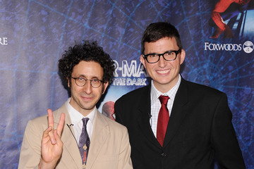 "Roberto Aguirre-Sacasa ""Spider-Man Turn Off The Dark"" Broadway Opening Night"