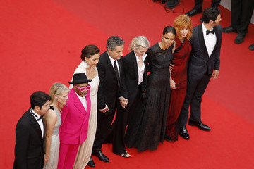 """Spike Lee Mélanie Laurent """"Annette"""" & Opening Ceremony Red Carpet - The 74th Annual Cannes Film Festival"""