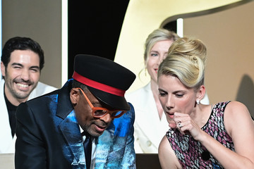 Spike Lee Mélanie Laurent Closing Ceremony - The 74th Annual Cannes Film Festival