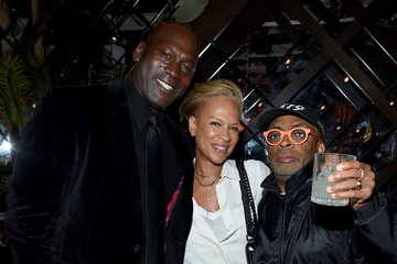 Spike Lee Tonya Lewis Lee Cincoro Tequila Launch
