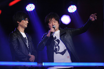 """Atsushi Inaba Spike TV's """"2011 Video Game Awards"""" - Show"""