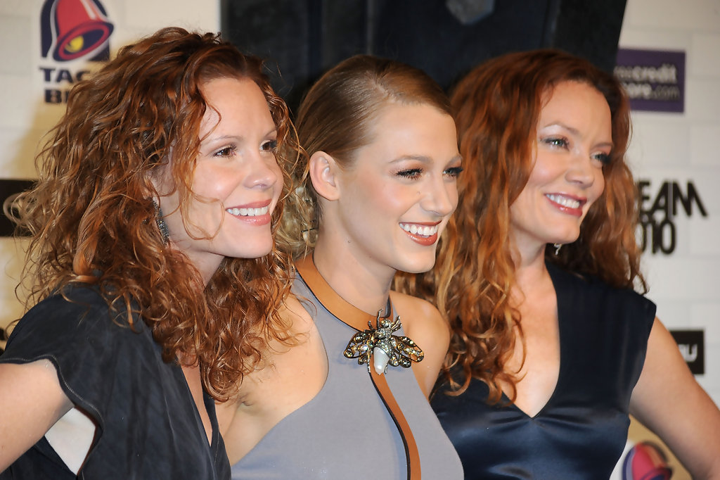 Blake Lively and Robyn...