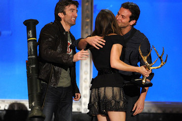 "Jessica Biel Sharlto Copley Spike TV's ""Guys Choice"" - Show"