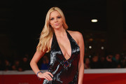 Ria Antoniou  attends a red carpet for 'Sport' during the 10th Rome Film Fest on October 23, 2015 in Rome, Italy.
