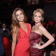 She mingles at events with Katherine Webb.
