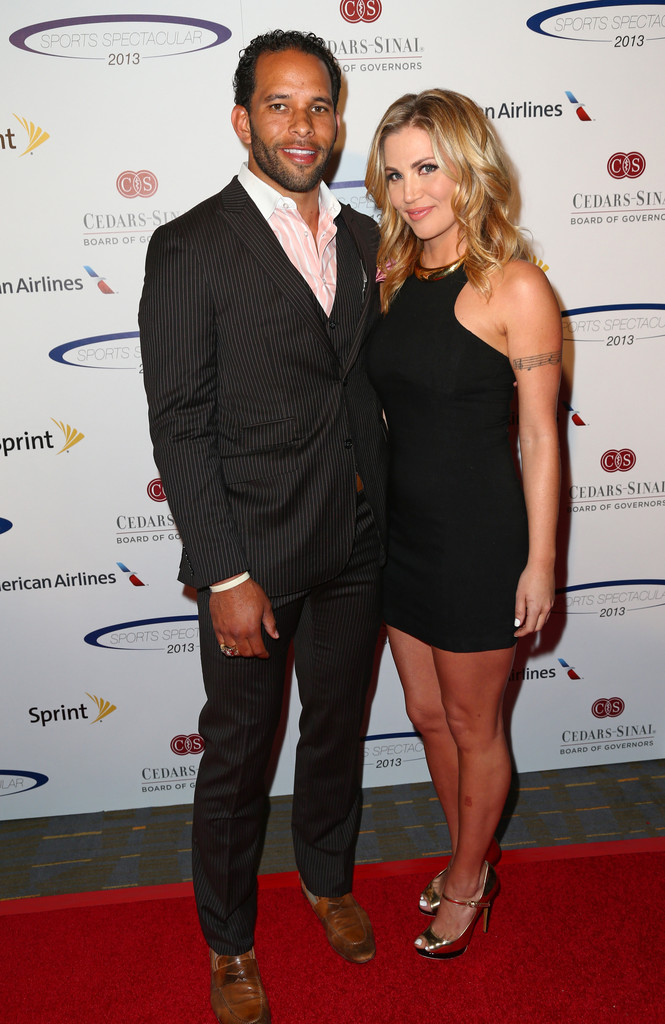 The couple Ryan Nece and his wife Willa Ford