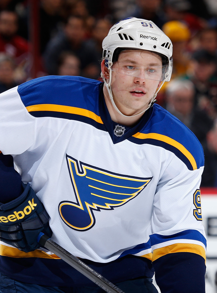 Vladimir Tarasenko Pictures St Louis Blues V Arizona