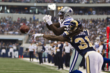 Al Harris St. Louis Rams v Dallas Cowboys