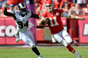 Alex Smith and Robert Quinn Photos Photo