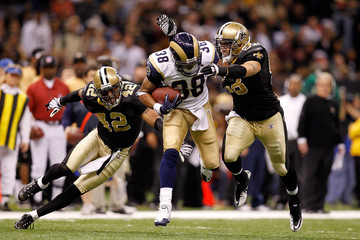 Keith Toston St. Louis Rams v New Orleans Saints