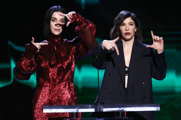 St. Vincent Carrie Brownstein 2020 Film Independent Spirit Awards  - Social Ready Content