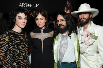 St. Vincent 2018 LACMA Art + Film Gala Honoring Catherine Opie And Guillermo Del Toro Presented By Gucci - Inside