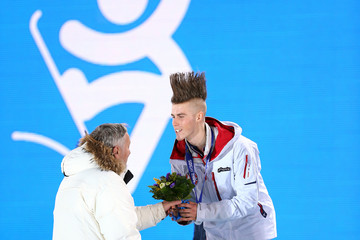 Staale Sandbech Medal Ceremony - Winter Olympics Day 1