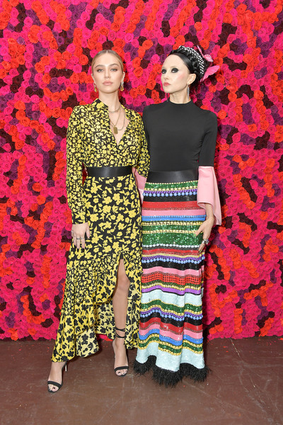 Alice + Olivia By Stacey Bendet - Arrivals - February 2019 - New York Fashion Week: The Shows