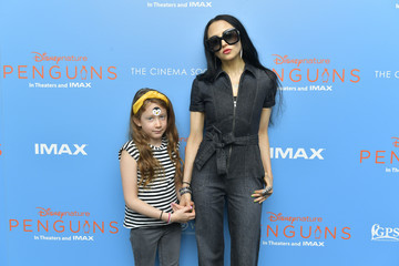 Stacey Bendet Eisner Disneynature's 'PENGUINS' Premiere