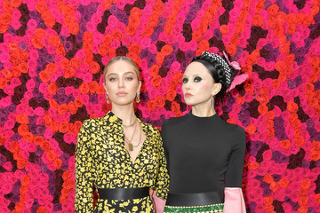 Stacey Bendet Alice + Olivia By Stacey Bendet - Arrivals - February 2019 - New York Fashion Week: The Shows