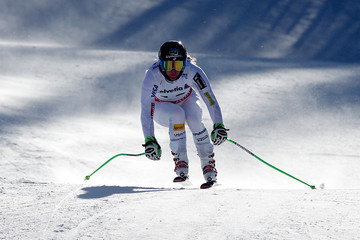 Stacey Cook FIS Alpine World Ski Championships: Day 1