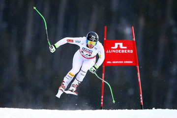 Stacey Cook FIS Alpine World Ski Championships: Day 2