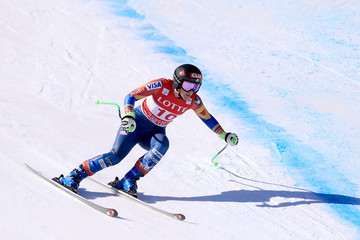 Stacey Cook Audi FIS Ski World Cup 2017 - Jeongseon - Ladies' Downhill
