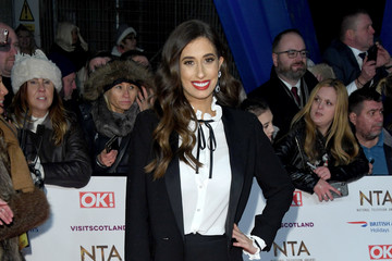 Stacey Soloman National Television Awards 2019 - Red Carpet Arrivals