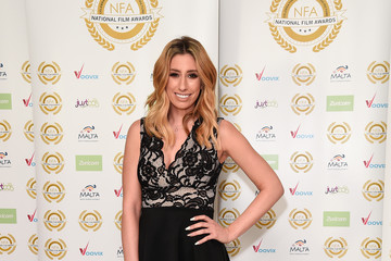 Stacey Solomon National Film Awards - Arrivals