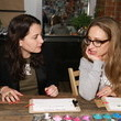 Stacy Igel Jetblack And Roxanne Assoulin Host Galentine Event