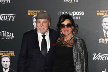 Stacy Keach Party In Honour Of John Travolta's Receipt Of The Inaugural Variety Cinema Icon Award - The 71st Annual Cannes Film Festival