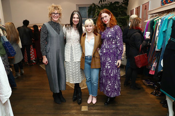 Stacy London Vintage for a Cause Hosted by Rebecca Taylor, Christene Barberich, Stacy London, and Rachel Antonoff Benefitting She Should Run