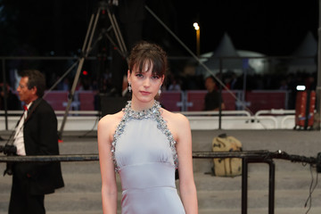 Stacy Martin 'Redoubtable (Le Redoutable)' Red Carpet Arrivals - The 70th Annual Cannes Film Festival
