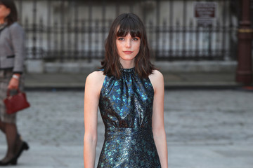Stacy Martin Royal Academy Summer Exhibition - Preview Party Arrivals