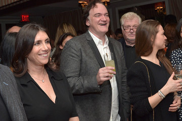 Stacy Sher 'The Hateful Eight' Celebration With Quentin Tarantino and Filmmakers