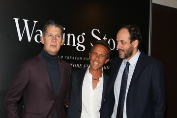 Stafano Tonchi Ferragamo And Stefano Tonchi Present A VIP Screening Of Premier Film Walking Stories