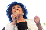 Singer Wanda Jackson performs onstage during 2011 Stagecoach: California's Country Music Festival at the Empire Polo Club on May 1, 2011 in Indio, California.