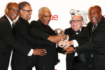 Stan Lathan Jesse Collins 45th NAACP Image Awards Presented By TV One - Press Room