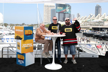 Stan Lee #IMDboat at San Diego Comic-Con 2017: Day Two