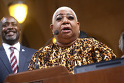 Luenell attends the Stand UP: The Art And Politics Of Comedy Opens The City Of Los Angeles' Black History Month Celebration at Los Angeles City Hall on February 04, 2020 in Los Angeles, California.