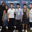 Stanley T SiriusXM Hits 1 Broadcasts Backstage Leading Up To The Billboard Music Awards At The Grand Garden Arena In Las Vegas