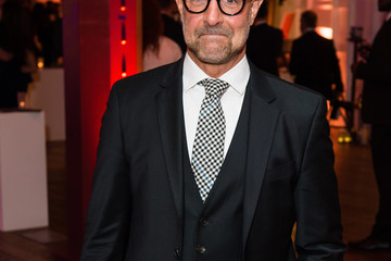Stanley Tucci The Old Vic Summer Party