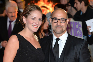 Stanley Tucci 'The Hunger Games: Mockingjay Part 1' Premiere