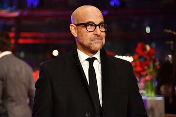 Stanley Tucci 'Final Portrait' Premiere and Geoffrey Rush Awarded With Berlinale Camera - 67th Berlinale International Film Festival