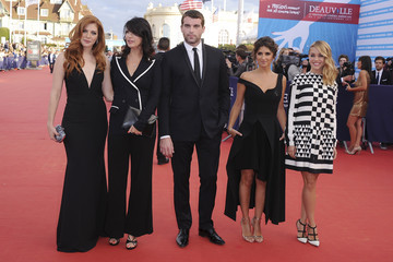 Stanley Weber Closing Ceremony and 'Sicario' Premiere - 41st Deauville American Film Festival