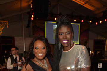 Star Jones Russell Simmons' Rush Philanthropic Arts Foundation Hosts Midnight at the Oasis Annual Art for Life Benefit - Inside