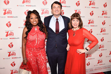 Star Jones Nancy Brown The American Heart Association's Go Red For Women Red Dress Collection 2019 Presented By Macy's - Arrivals & Front Row