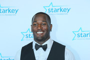 ST. PAUL, MN JULY26: Derrick Coleman on the red carpet at the 2015 Starkey Hearing Foundation So The World May Hear Gala at the St. Paul RiverCentre on July 26, 2015 in St. Paul, Minnesota.