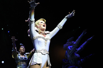 Rebecca Wright Starlight Express Opens In Auckland