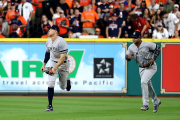 Starlin Castro League Championship Series - New York Yankees v Houston Astros - Game Seven