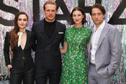 Sam Heughan and Sophie Skelton Photos Photo